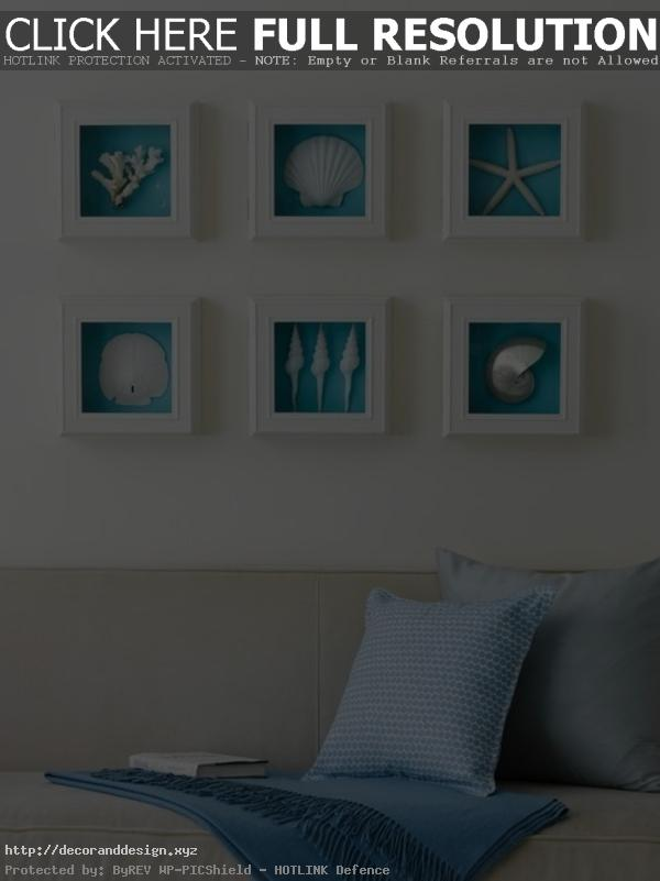 Maritime Decoration Ideas Invite The Sea Home - Decoration ~ Maritime Wanddeko